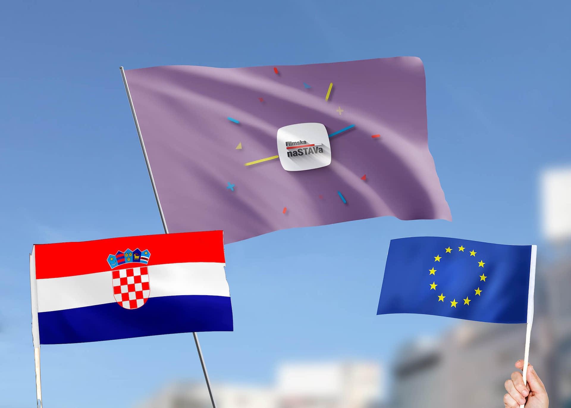 Predstavljanje projekta na webinaru o medijskoj pismenosti u Hrvatskoj
